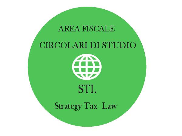 Circolari di Studio Area Fiscale